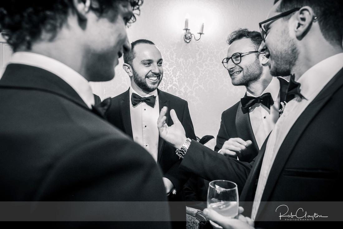 Manchester Jewish Wedding Photography - S&J 17