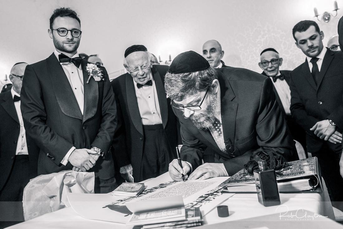 Manchester Jewish Wedding Photography - S&J 19