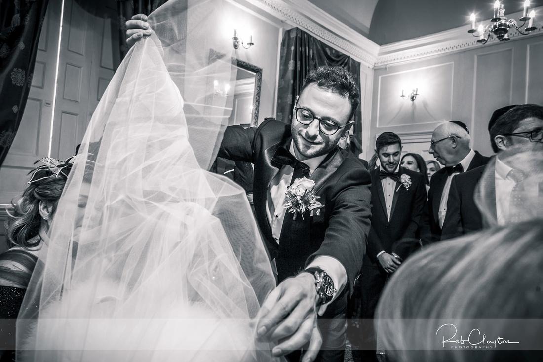 Manchester Jewish Wedding Photography - S&J 20