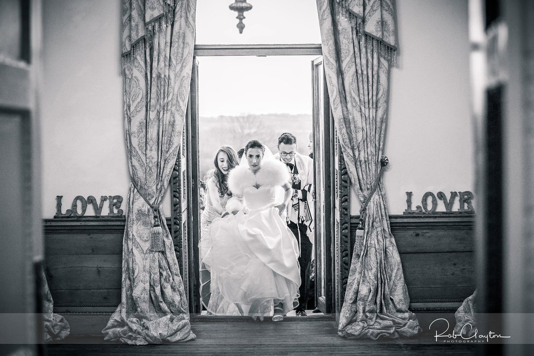 Manchester Jewish Wedding Photography - S&J 35
