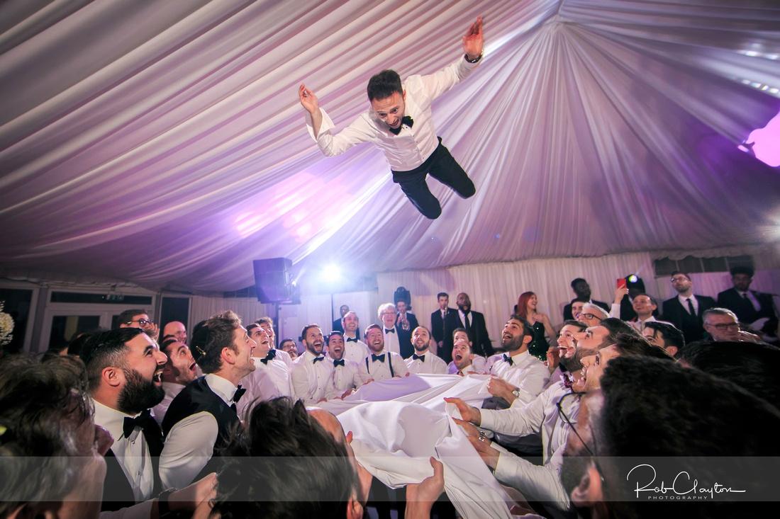 Manchester Jewish Wedding Photography - S&J 46