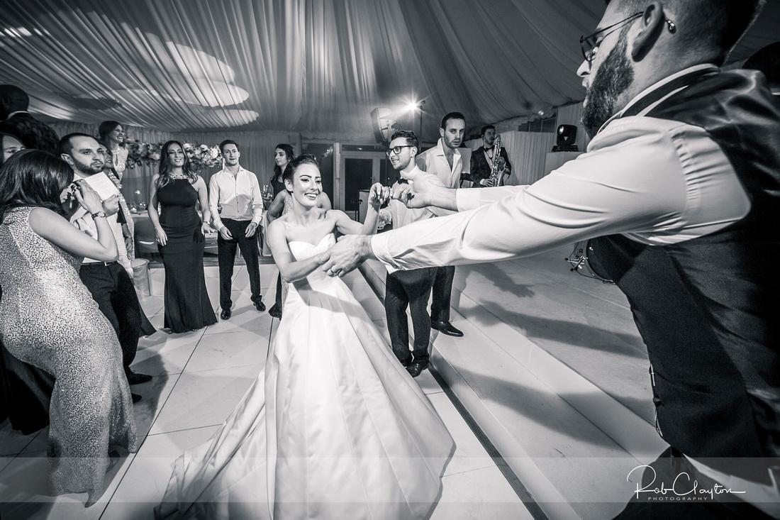 Manchester Jewish Wedding Photography - S&J 81