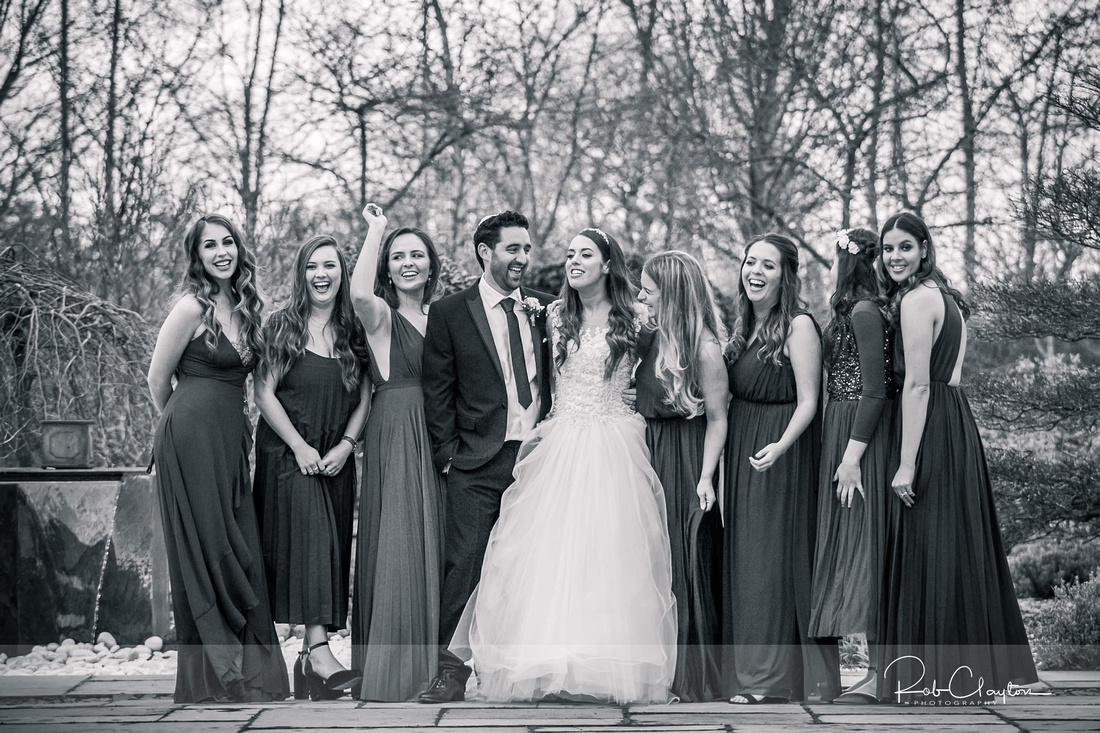 Styal Lodge Manchester wedding photography - 55