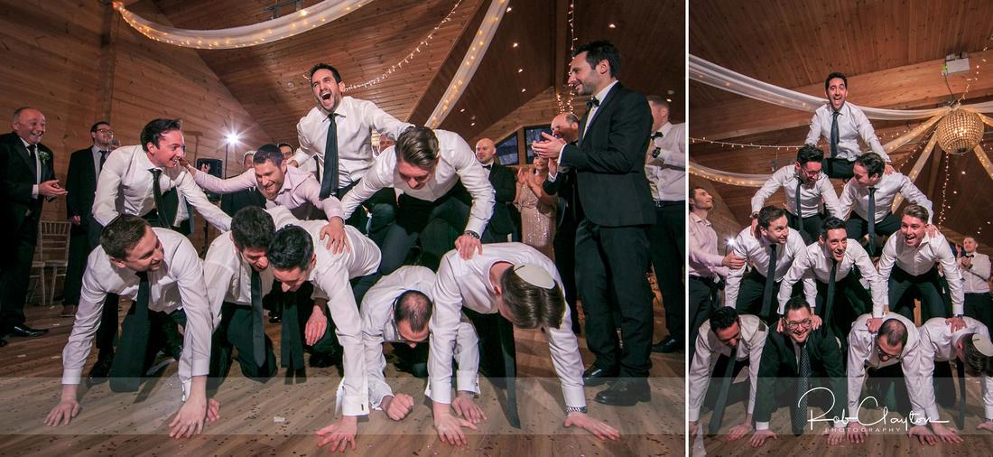 Styal Lodge Manchester wedding photography - 72