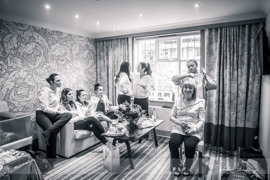 Styal Lodge Manchester wedding photography - 04