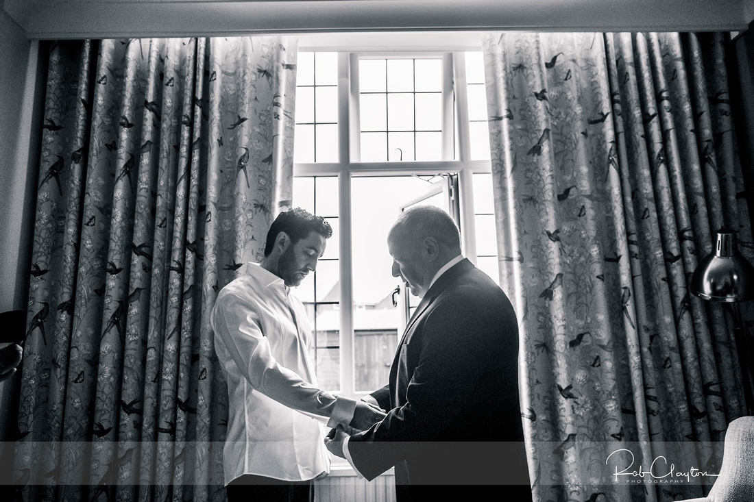 Styal Lodge Manchester wedding photography - 12
