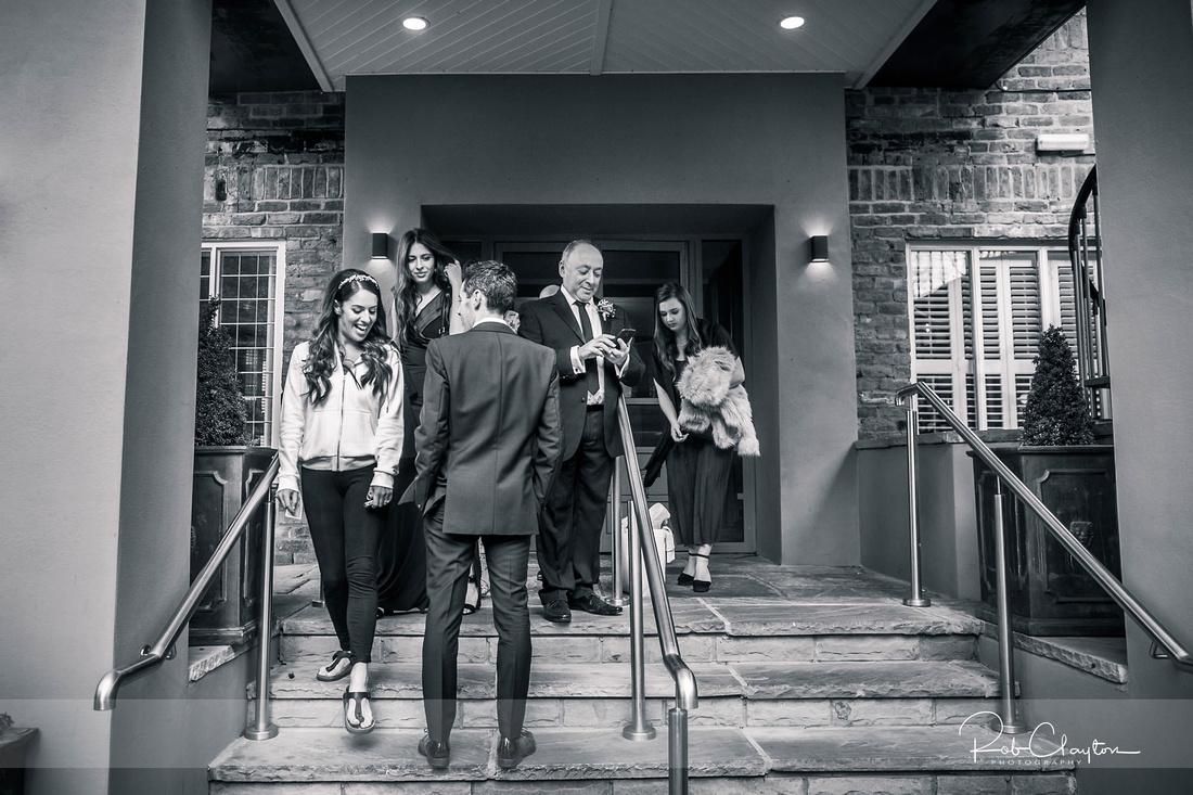 Styal Lodge Manchester wedding photography - 20