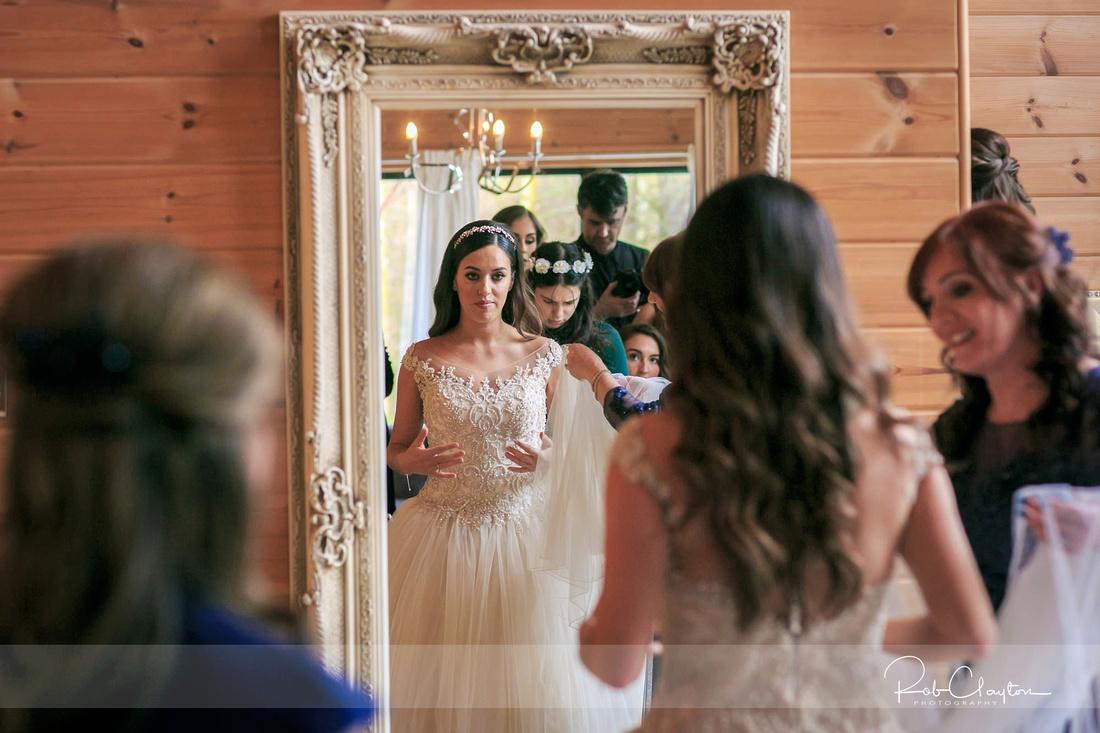 Styal Lodge Manchester wedding photography - 25