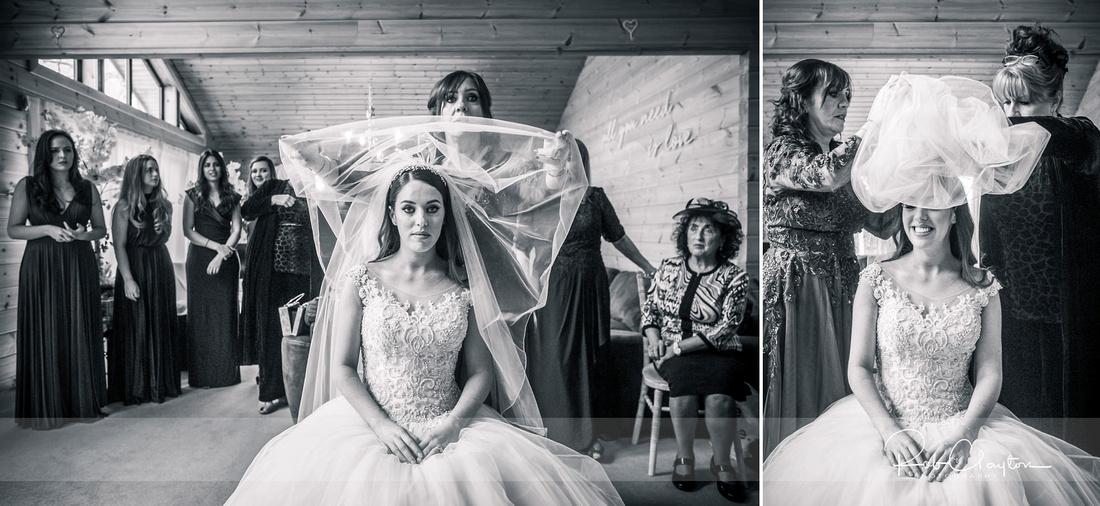 Styal Lodge Manchester wedding photography - 26