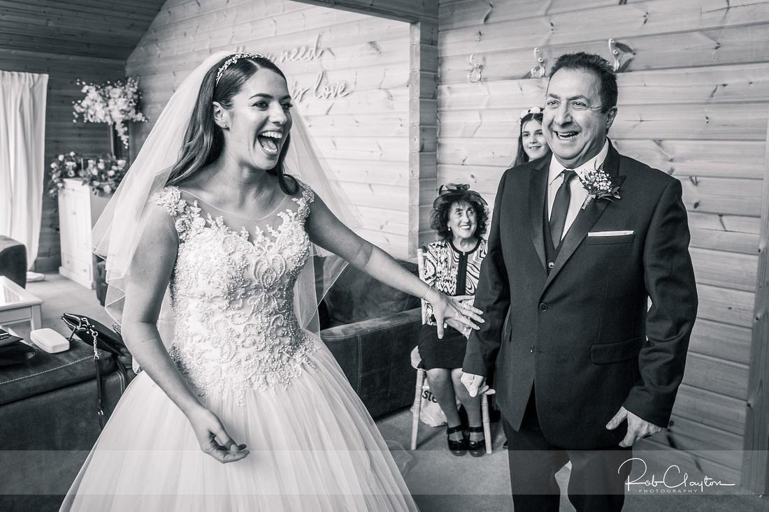 Styal Lodge Manchester wedding photography - 27