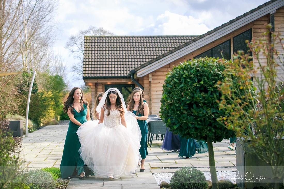 Styal Lodge Manchester wedding photography - 28