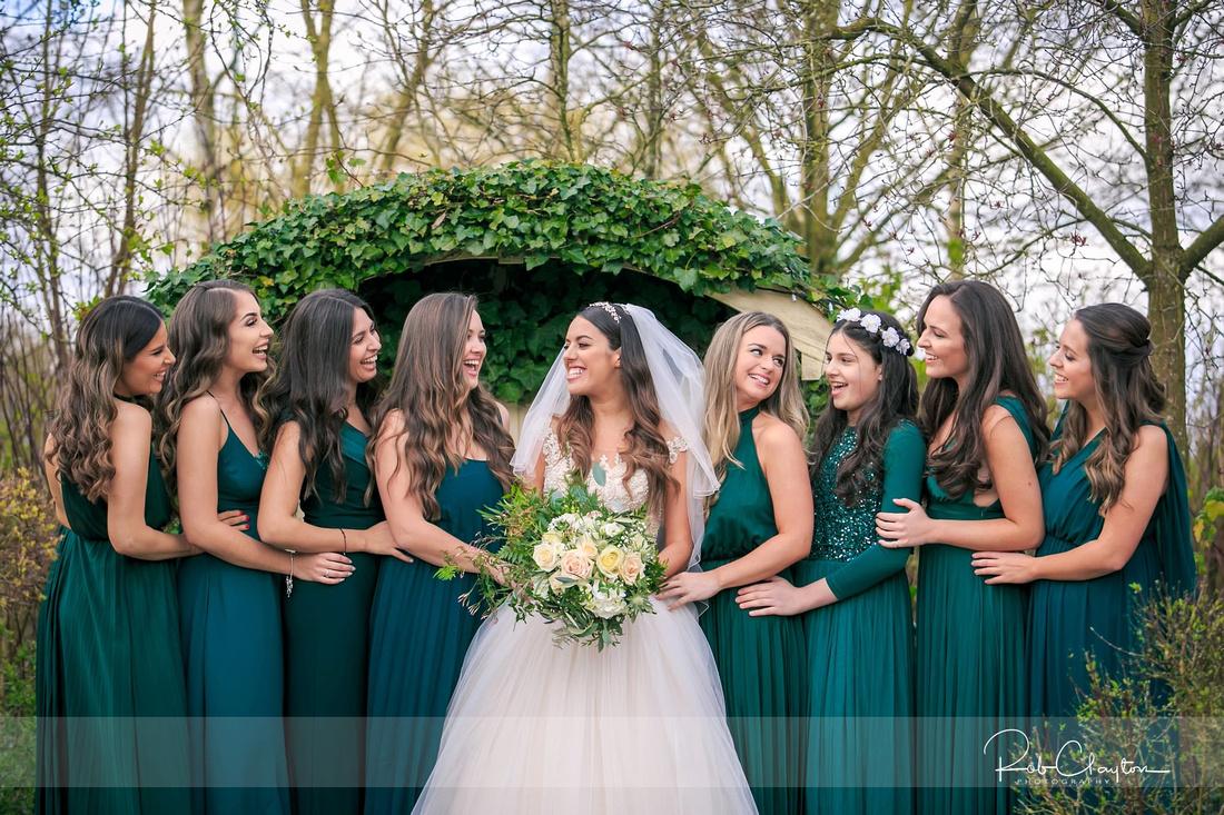 Styal Lodge Manchester wedding photography - 29