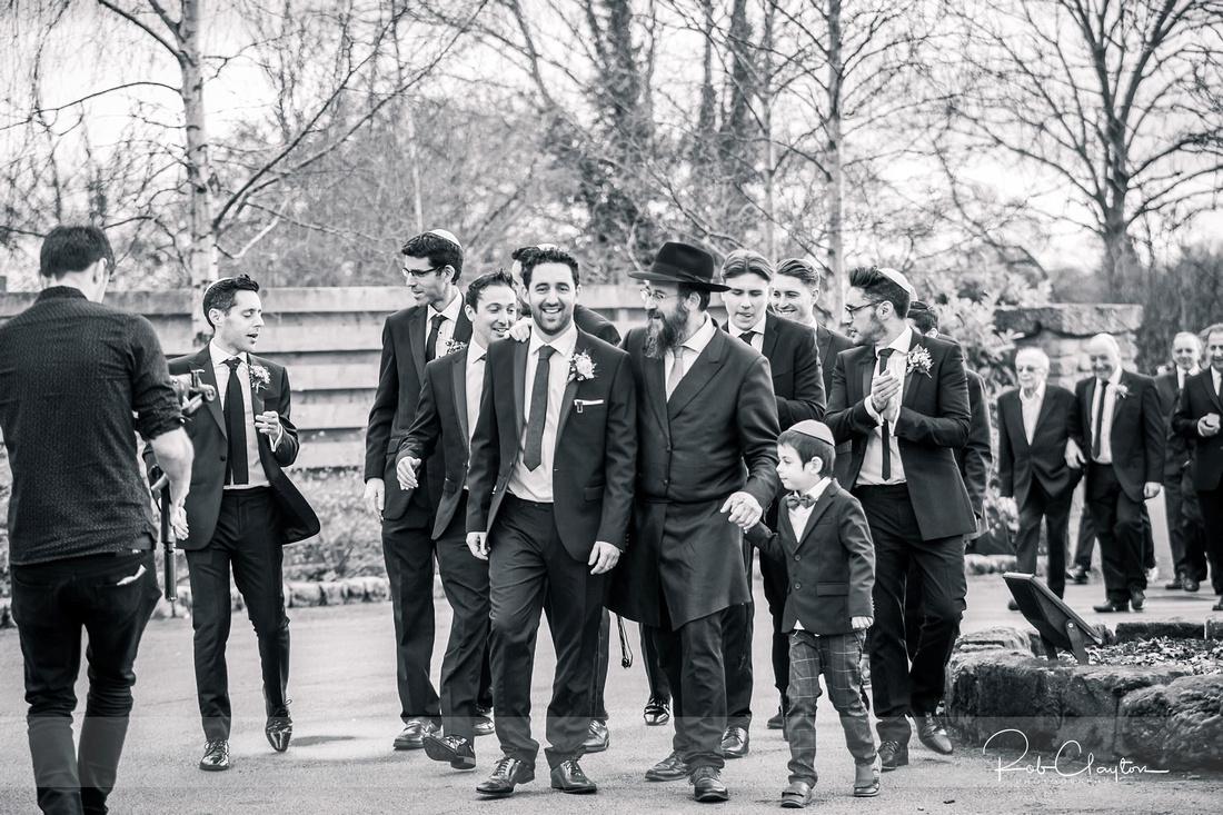 Styal Lodge Manchester wedding photography - 34