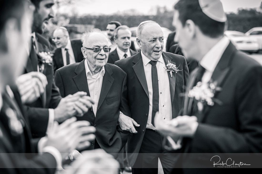 Styal Lodge Manchester wedding photography - 35