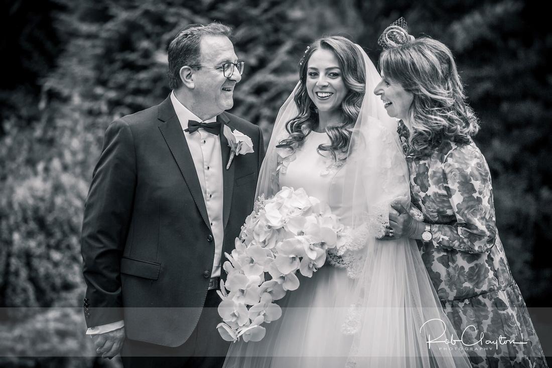 Manchester Jewish Wedding Photographer - Laura & Avi - Blog 09
