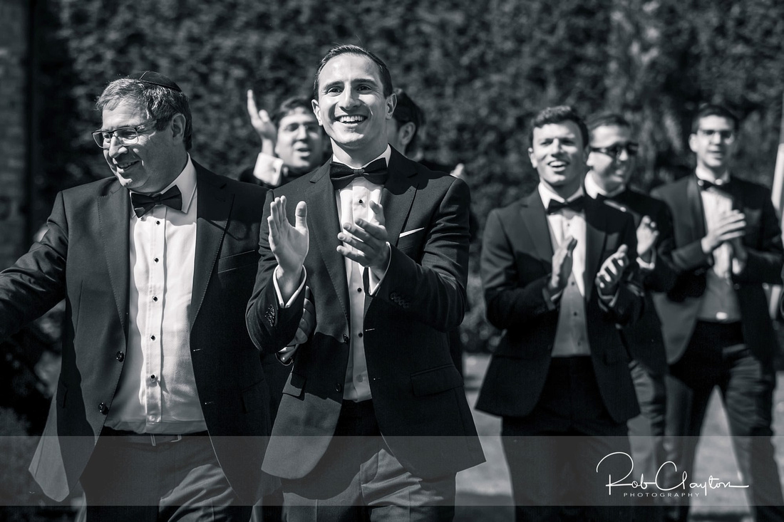 Manchester Jewish Wedding Photographer - Laura & Avi - Blog 26