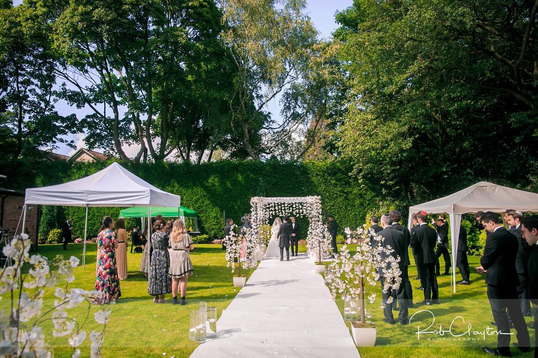 Manchester Jewish Wedding Photographer - Laura & Avi - Blog 33