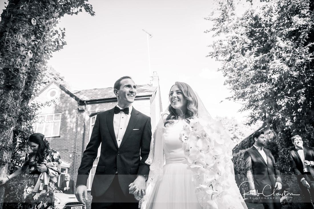 Manchester Jewish Wedding Photographer - Laura & Avi - Blog 41