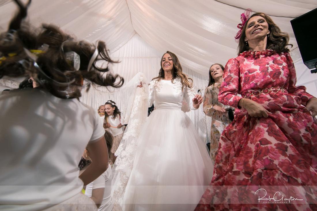 Manchester Jewish Wedding Photographer - Laura & Avi - Blog 57