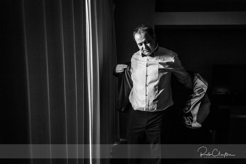 Mintz-Willman Wedding - Hilton Hotel, Manchester 032
