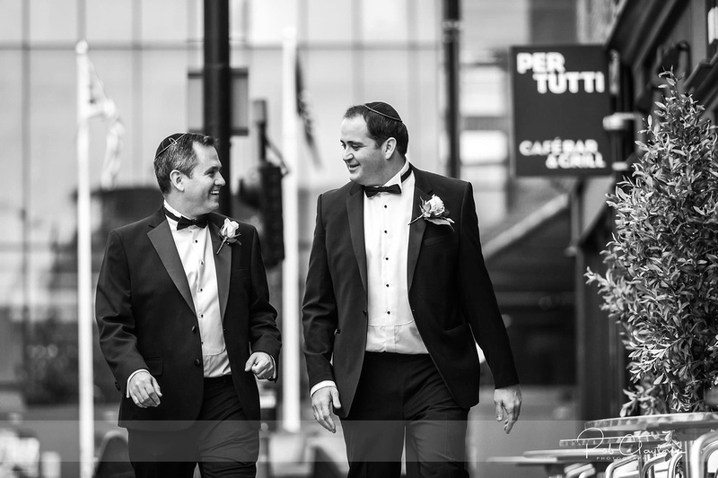 Mintz-Willman Wedding - Hilton Hotel, Manchester 037