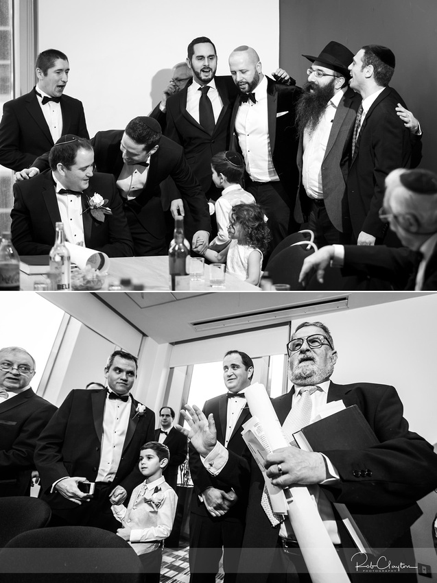 Mintz-Willman Wedding - Hilton Hotel, Manchester 046
