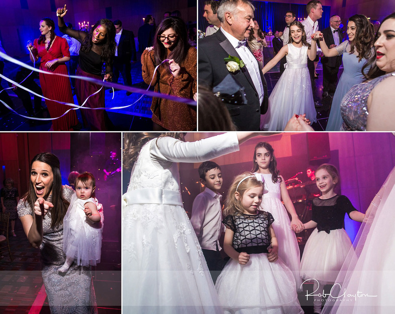 Mintz-Willman Wedding - Hilton Hotel, Manchester 121