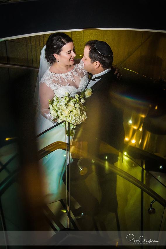 Mintz-Willman Wedding - Hilton Hotel, Manchester 077