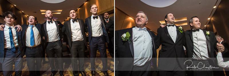 Mintz-Willman Wedding - Hilton Hotel, Manchester 047