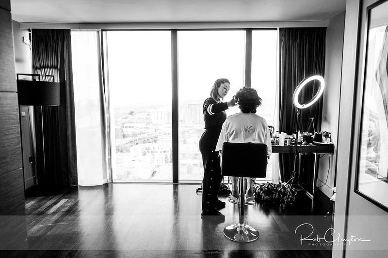 Mintz-Willman Wedding - Hilton Hotel, Manchester 028